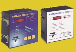 Low Voltage Power Factor Controllers